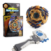 Beyblades Gyro-Toys Fusion-Gyroscope Burst B79 Metal SB Grip Launcher Classic with And