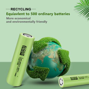 Image 4 - 18650 3.7V 2900mAh Rechargeable Lithium Ion Battery For Flashlight Electric Bicycle Laser Pointer 3C 5C High Power Discharge