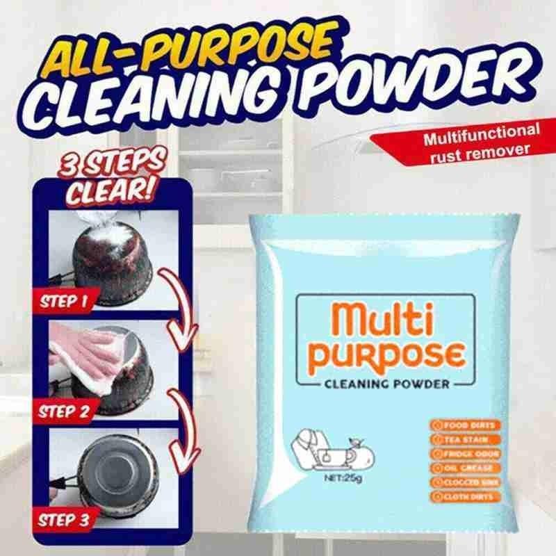 Multi Purpose Cleaning Powder