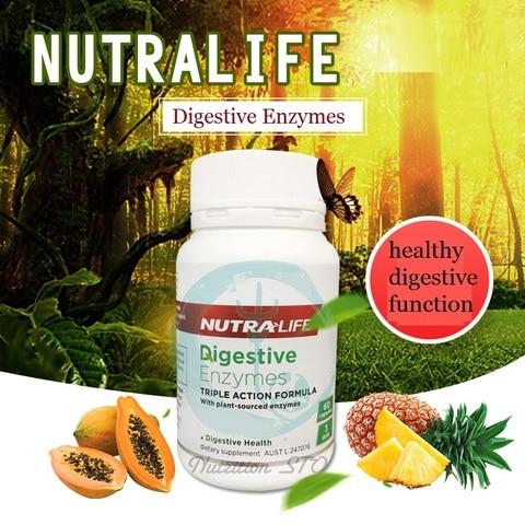 newzealand nutra vida de origem vegetal enzimas
