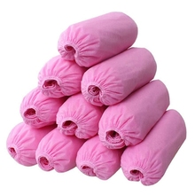 Shoe Covers Disposable Non Slip, Non-Woven Boot Cover Durable for Protect Your Home, Floors and Shoes 200 Pcs