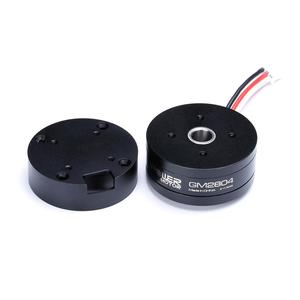 Image 2 - iPower GBM2804H 100T GBM2804 2804 Gimbal Brushless Motor with AS5048A Encoder with slipring for Brushless Gimbal stalizer