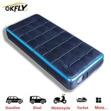 GKFLY Waterproof Super 28000mAh 1000A Car Jump Starter Power Bank Starting Device 12V Charger For Car Battery Starter Booster CE