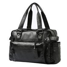 Водонепроницаемая дорожная сумка для мужчин большой ручной чемодан