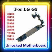 LG G5 H850 anakart H868 H820 H860 H840 H830 VS987 H831 H845 test cips anakart orijinal yerine mantık kurulu