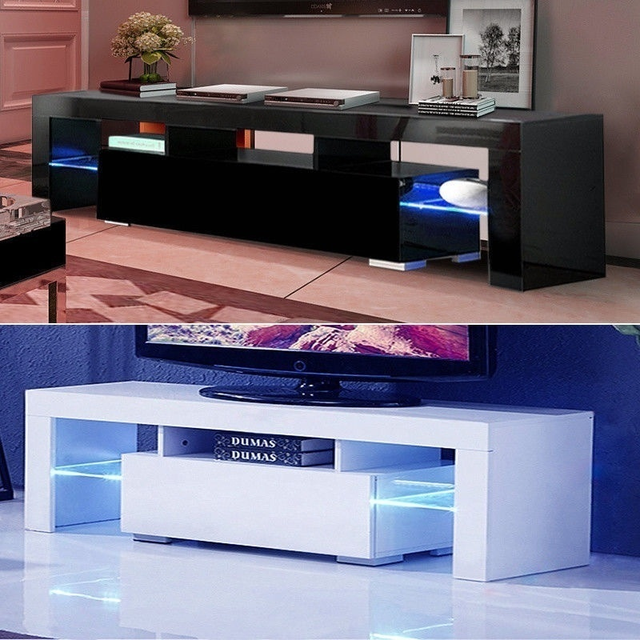 TV Stand Cabinet for  50inch Screens  5