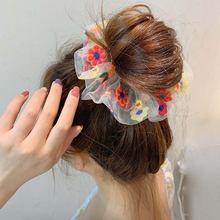 Новые резинки для волос в сельском стиле национальная конструкция