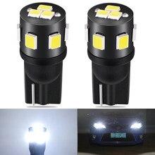 2 uds Canbus T10 W5W bombillas LED de coche 168, 194 luces de estacionamiento para Toyota Yaris RAV4 Camry 2007 2008 2009 Corolla Auris Avensis Prius