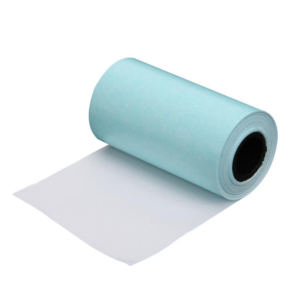 57mm 30mm Thermal Label Self-adhesive Sticker Printing Paper Photo Printer