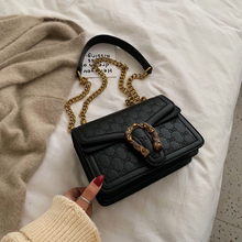 European Retro Fashion Ladies Square bag 2018 New Quality Ma