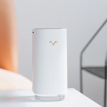 New small V projection humidifier USB creative mini air gift