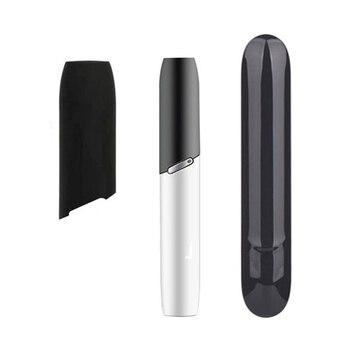 Capuchon + côté pour-IQOS 3.0 capuchon magnétique PC couvercle latéral pour-IQOS 3 Duo accessoires de décoration accessoires de couverture remplaçables