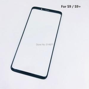 Image 3 - 10pcs AAA + איכות קדמי חיצוני זכוכית עבור Samsung S8 S8 + S9 S9 + G950 G955 LCD מגע מסך זכוכית החלפה