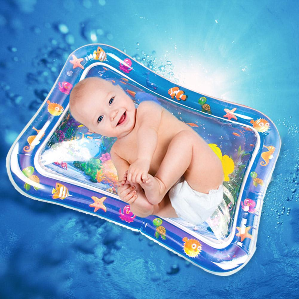 H1cc3ae1ef72544f38bbb93de71c2c9d7A - Simplicity Security Bathing Float Pad Superb Craftsmanship Inflatable Baby Swimming Pool Children Home Use Paddling Pool