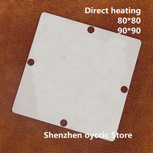 Image 2 - Direct heating  80*80  90*90  JHL6240  JHL6340  JHL6540  DSL6340  BGA  Stencil Template