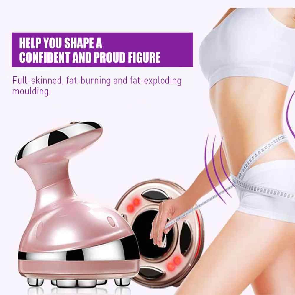 Аппарат для похудения, салон красоты, бытовой радиочастотный сжигание жира, ультразвуковая вибрация, прибор для похудения