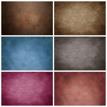 цена на Abstract Gradient Solid Color Grunge Vintage Baby Portrait Backdrop Photography Background For Photo Studio Vinyl Photophone