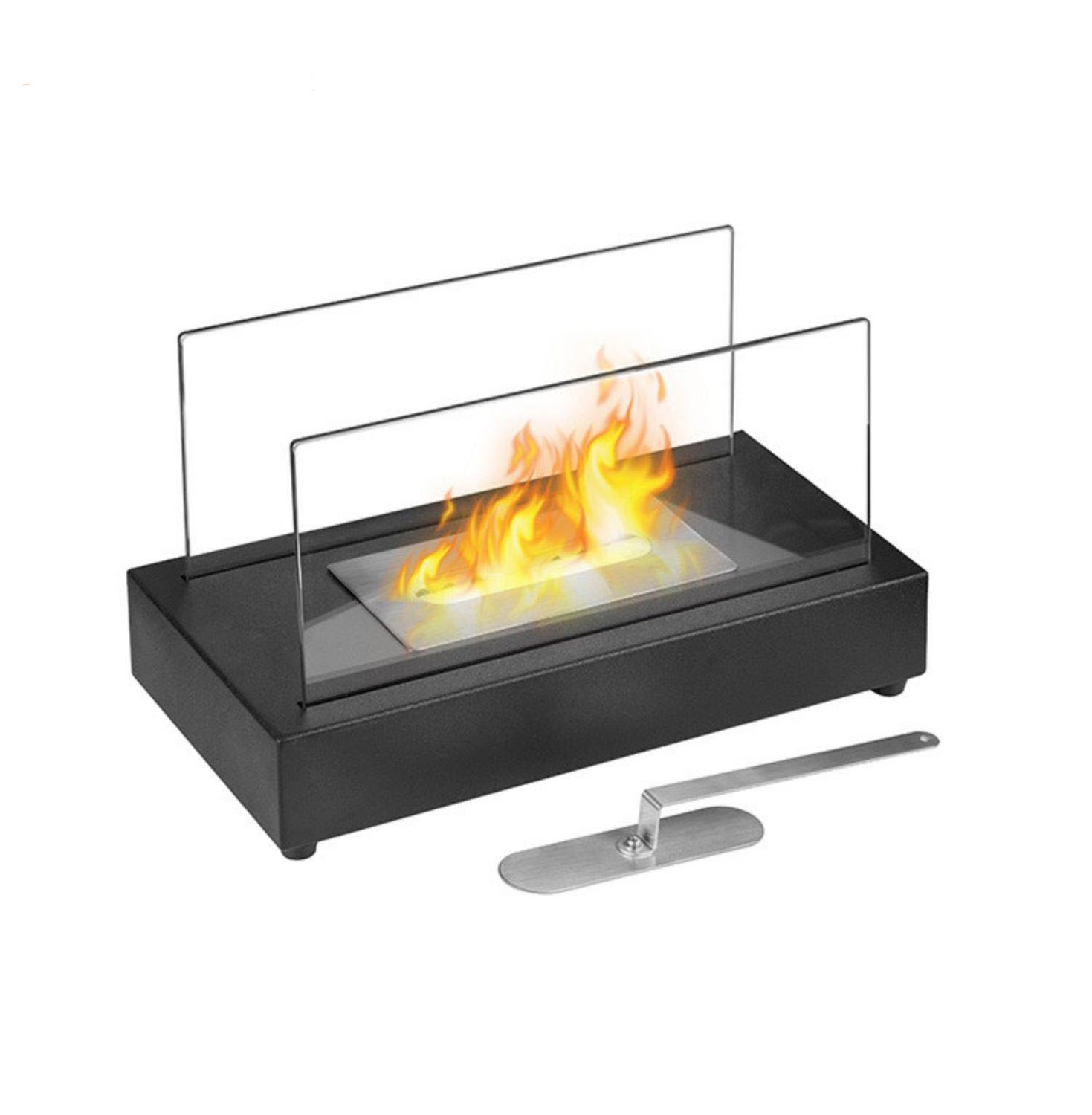 Nordic Style Tabletop Alcohol Fireplace  Home Decorative Ethanol Fireplace Ornaments