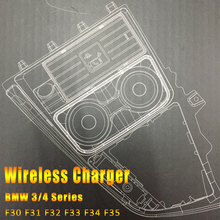 Battery-Charger Water-Cup-Holder Wireless Phone Car F30 F31 F32 F33 F34 F35-F36 Fast-Charging-Plate-Accessories