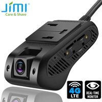 Jimi JC400P 4G telecamera per auto con doppia fotocamera Video Live GPS Tracking Wifi monitoraggio remoto Dash Cam DVR Recorder Tracksolid gratuito