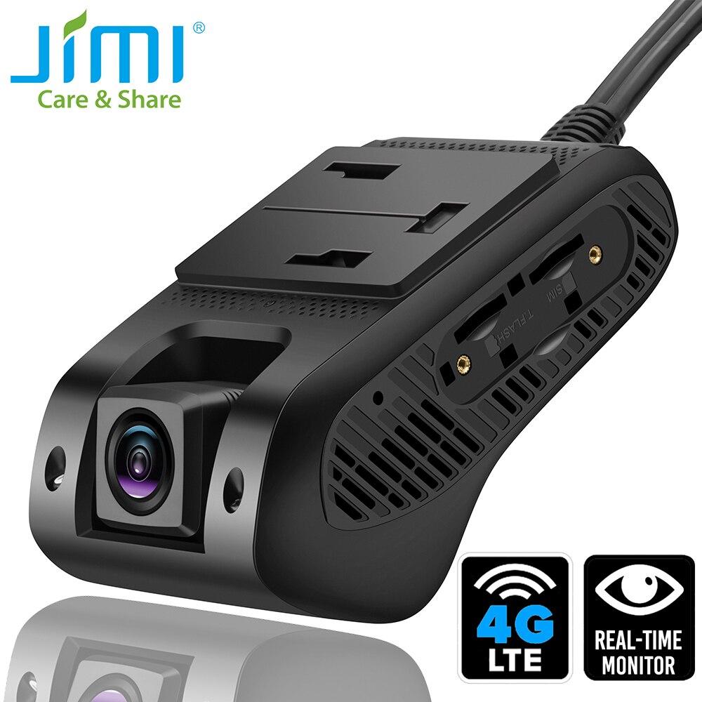 Jimi JC400P 4G Автомобильный видеорегистратор 1080P с потоковым видео GPS отслеживанием дистанционным мониторингом Автомобильный видеорегистратор ...