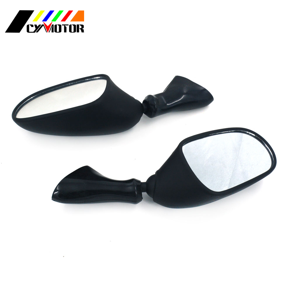 Motorcycle Left Right Side Rear Rearview Mirror For <font><b>SUZUKI</b></font> <font><b>GSX600F</b></font> GSX750F GSX 600F 750F Katana 1998 <font><b>1999</b></font> 2000 2001 2002 image