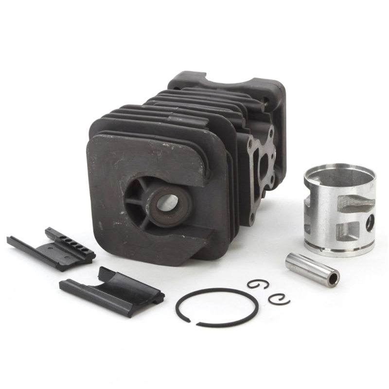 Tools : Cylinder Piston Kit 41mm For McCulloch Chainsaw CS42S CS330 CS360 CS360T CS370 CS400 CS400T CS420T Mac 7-38 Mac 7-40 Mac 7-42