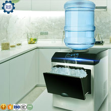 Two-in-one water method manual water ice maker barrelled water ice making machine restaurant KTV used(China)