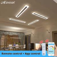 Couloir acrylique led plafonniers pour salon Plafond éclairage à la maison plafonnier homhome luminaires balcon moderne