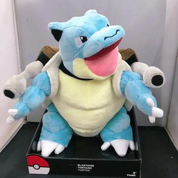 Pokemon Plush Squirtle Wartortle Blastoise plush toy collection lovely tortoise doll anime Character Claw machine doll stuffed School gift 1