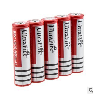18650 Chargable Lithium Battery 3.7 V Lithium-ion Battery Strong Light Flashlight Lithium Battery
