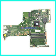 Para HP 17-G Series 17Z-G000 ordenador portátil genuino 809398-601 809398-501 809398-001 w A6-6310 CPU DA0X22MB6D0 placa base(China)