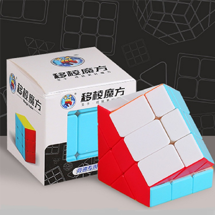 Shengshou Tank 3x3 Windmill Fisher Magic Cube Sengso 3x3x3 Puzzle Twist Cubo Magico Educational Kid Toys Games