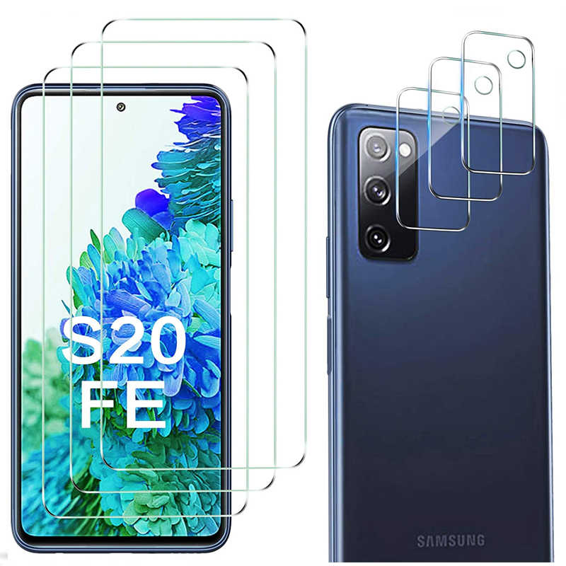 Tempered Glass For Samsung Galaxy S20 Fan Edition Fe S20fe S 20 Lite 2020 Screen Protector Glass For Samsung Galaxy S20 Lite Phone Screen Protectors Aliexpress
