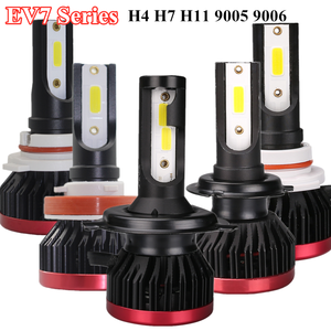 H7 H4 Car LED Headlight Bulbs H11 H8 H9