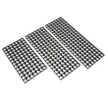 Soporte de 18650 baterías serie 18650 de 7 filas (integrado) para baterías de litio 18650, materiales ignífugos