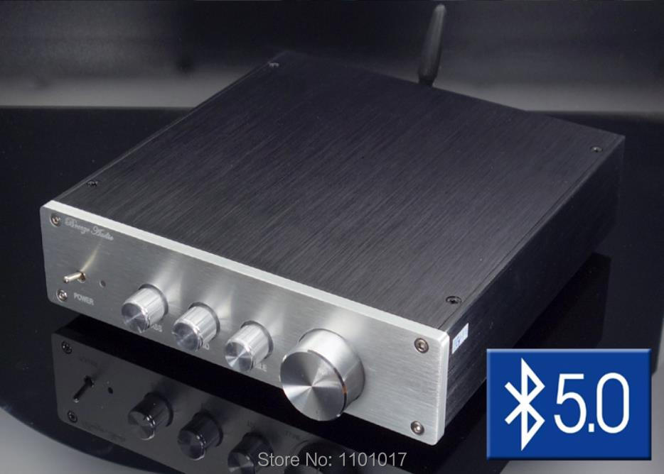 Weiliang Breeze Audio F1 Solide Pre-amplifier HIFI EXQUIS Class A  Volume Tones Controls Preamp Bluetooth 5.0 Option