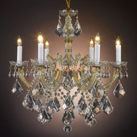 Factory Outlet Classic Maria Theresa Crystal Chandeliers Hanging Lamps Light Lighting for Home Hotel Restaurant Decoration