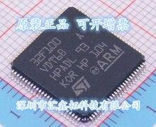 5pcs/lot STM32F100VDT6 STM32F100VDT6B 5pcs lot vt6108s vt6108