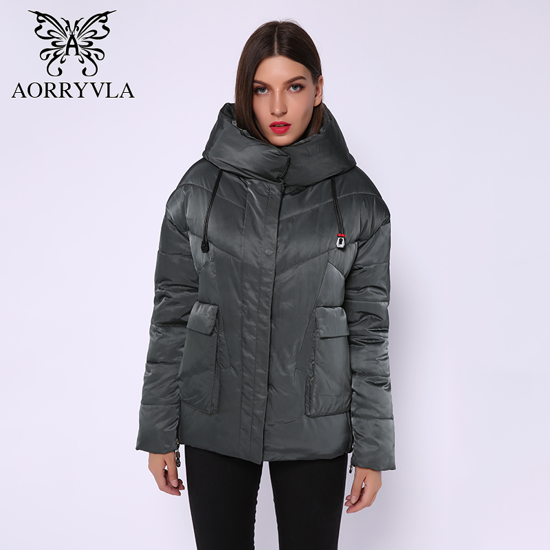 Women's Thick Winter Down Jacket 4