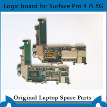Original  1742 Motherboard for Miscrosoft Surface Pro 4  Logic board  X911788-008 Main Board i5 8G I7 16G
