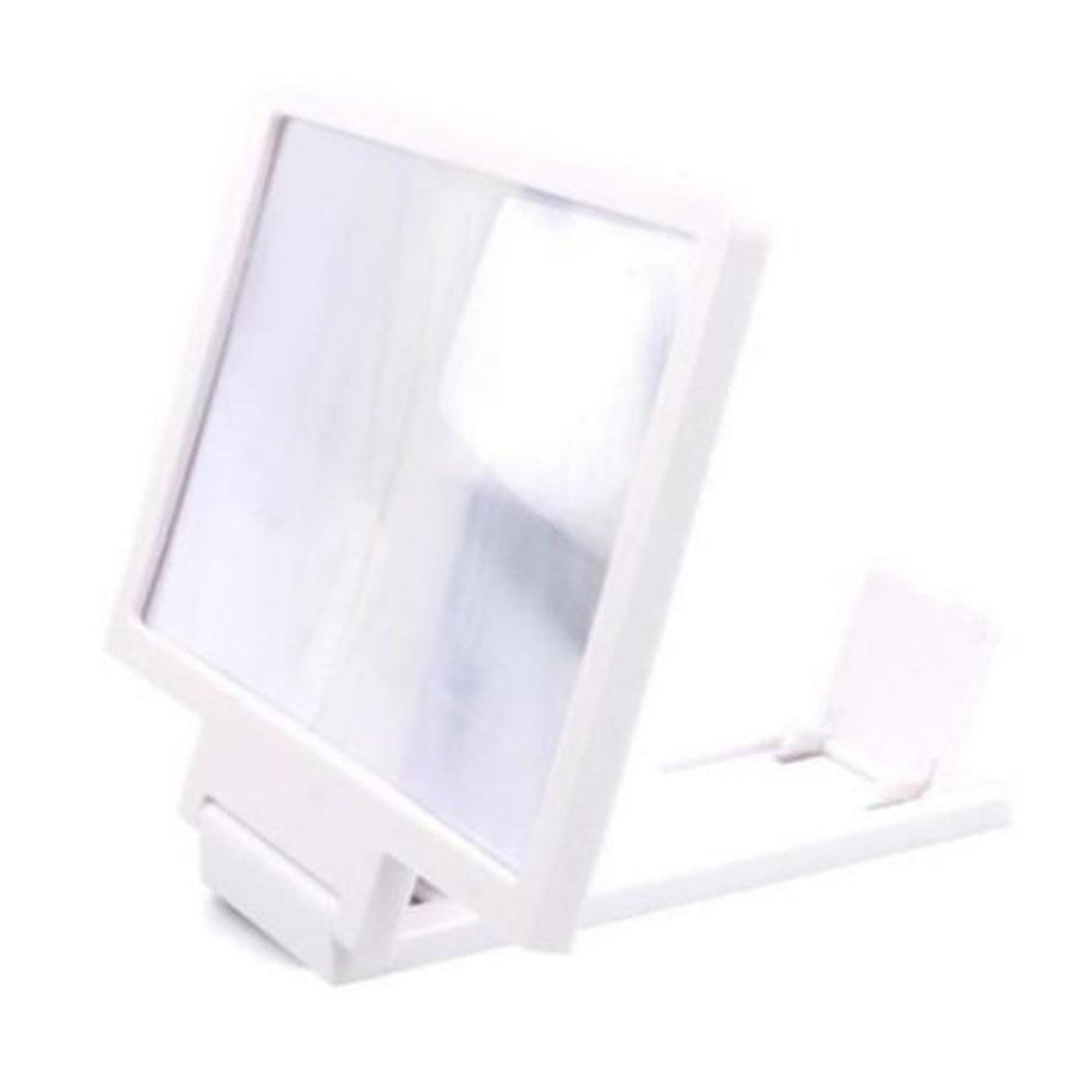Portable Size Eye Protective 3D Enlarged Screen Mobile Phone Amplifier Magnifier Bracket Cellphone Holder Bracket LESHP