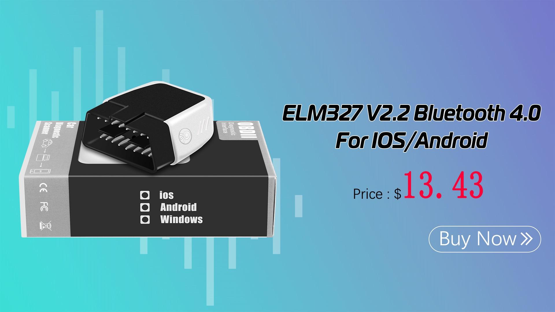 H1cca9e7570954a14a6aa8f7d356a395fb MINI ELM327 V1.5 PIC18F25K80 Bluetooth OBD2 Scanner Diagnostic adapter ELM 327 v1.5 OBD OBDII Code reader scan-tool For ATAL
