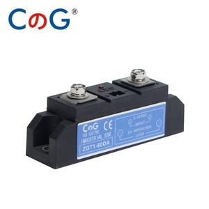 Image 2 - CG 60A 80A 100A Công Nghiệp Cao Cấp Tự Động Dòng công nghiệp DC AC Rắn Tiếp Rắn Rơ Le