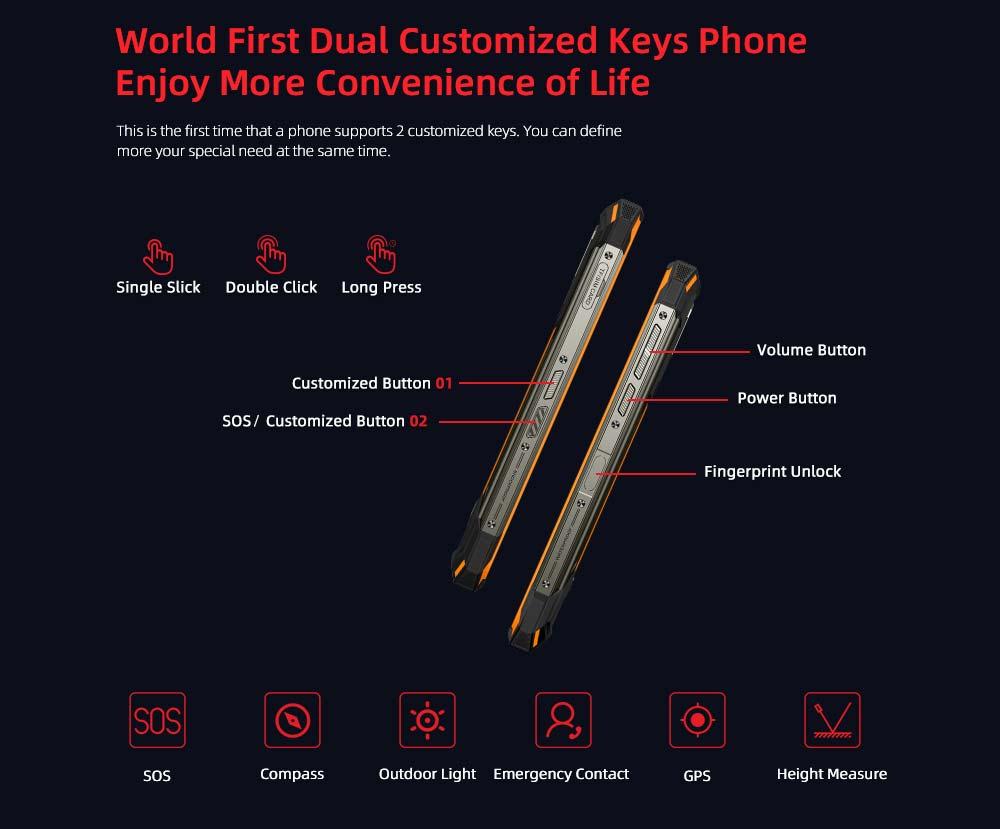 سعر هاتف دوجي S88 Pro في الجزائر