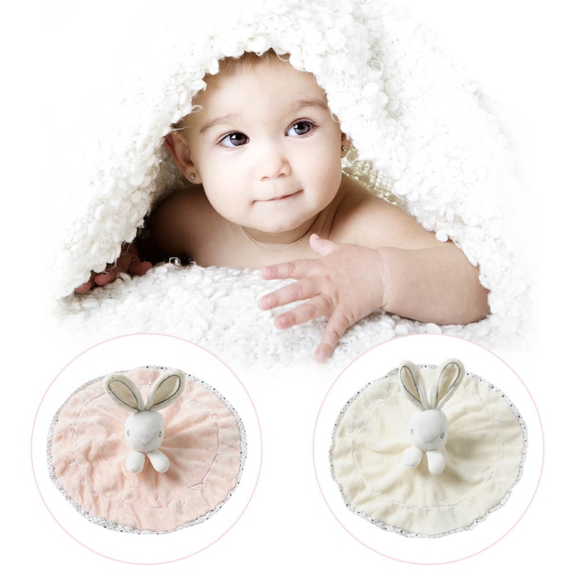 2020 New Cute Plush Rabbit Doll Toys Baby Pacifier Bunny Soothing Towel Infant Soft Sleep Friend
