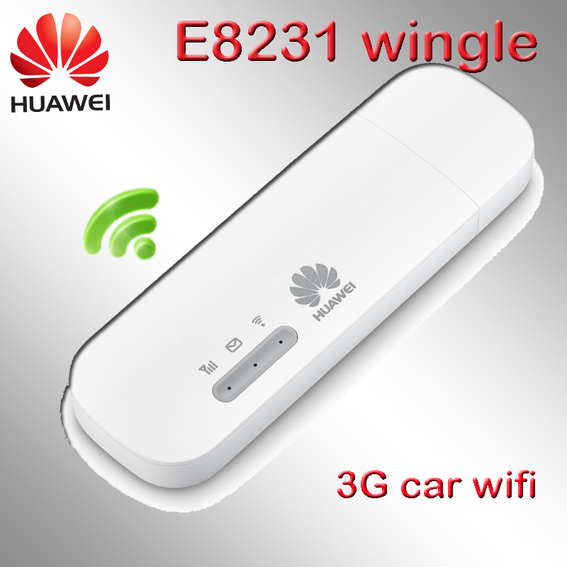 Unlocked Huawei E8231 E8231s-81 3g Usb Modem Wifi Router 21Mbps 3g Usb Wifi Modem 3g Wireless Router Support Android  For Ipad
