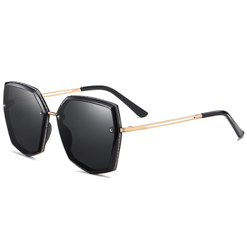Top Quality Polarized Sunglasses Women Designer New 2021 Trend Driving Sun Glasses For Women Vintage Travel Eyewear UV400 Shades 8