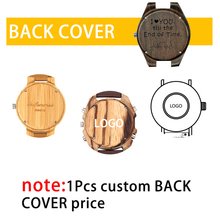 Watches Personality Creative Design Logo MESSAGE Engraved Carved Customize Only Logo /OEM cost Laser Charge No Watch shifenmei personality creative design customers photos uv printing customize wooden watch customization laser print oem great gift watches