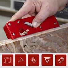 Carpintaria borda canto plano 45 graus bisel manual plaina chanfradura e aparamento frete grátis